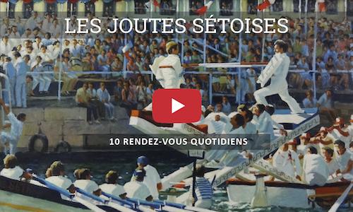 Chaîne YouTube : Joutes sétoises